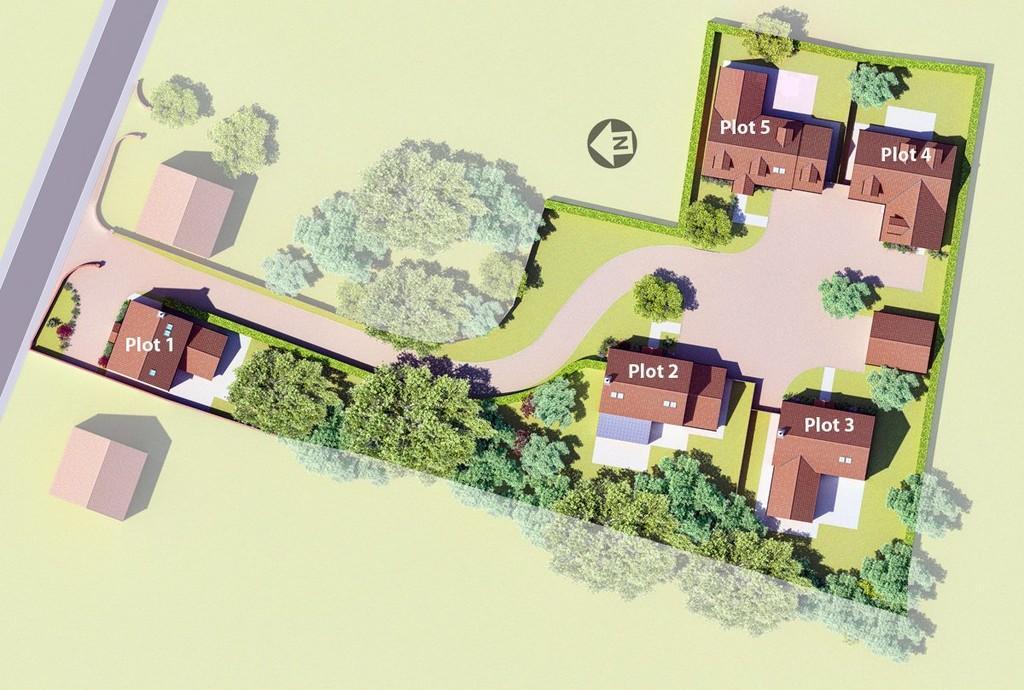 Benton Developments,PLAN