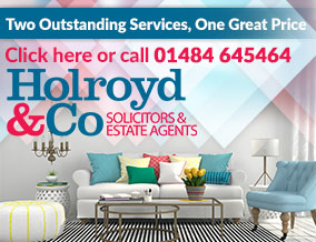 Get brand editions for Holroyd & Co, Huddersfield