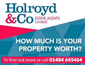 Get brand editions for Holroyd & Co Estate Agents Limited, Huddersfield