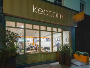 Keatons, Hackneybranch details