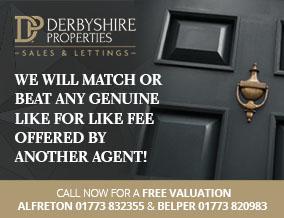 Get brand editions for Derbyshire Properties, Belper