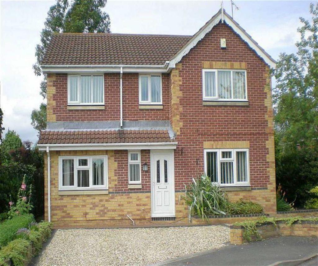 4 Bedroom Detached House For Sale 44266911: 4 Bedroom Detached House For Sale In Tregaron Close