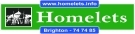 Homelets, Brighton logo