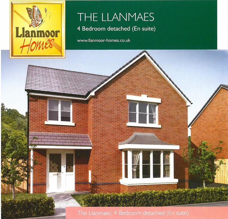 4 Bedroom Detached House For Sale 44266911: 4 Bedroom Detached House For Sale In The Llanmaes Gerddi