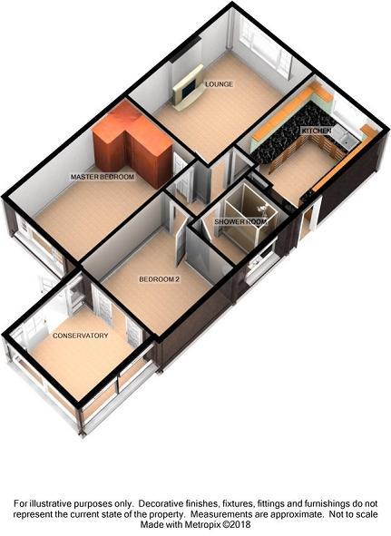 3D Floor-Plan