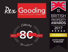 Get brand editions for Rex Gooding Town & Country Homes, West Bridgford