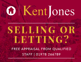 Get brand editions for Kent Jones, Wrexham - Lettings