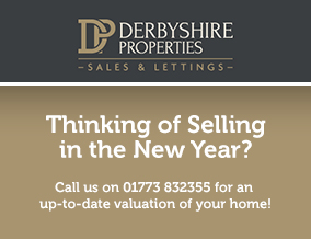 Get brand editions for Derbyshire Properties, Alfreton