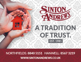 Get brand editions for Sinton Andrews, Hanwell