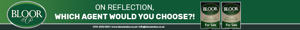 Get brand editions for Bloor & Co Estate Agents, Sheffield