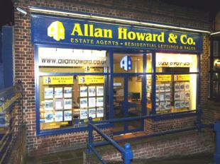 Allan Howard & Co, Kentonbranch details