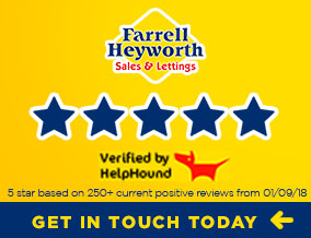 Get brand editions for Farrell Heyworth, Poulton le Fylde