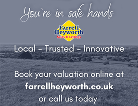 Get brand editions for Farrell Heyworth, covering Poulton le Fylde