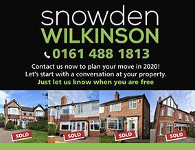 Get brand editions for Snowden Wilkinson, Cheadle Hulme