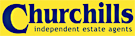 Churchills Estate Agents, Bushey branch logo