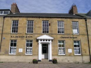 R A Jackson & Son, North Shieldsbranch details
