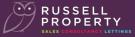 Russell Property, Bishops Stortford logo