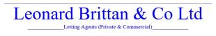 Leonard Brittan & Co Ltd,  Swaffhambranch details
