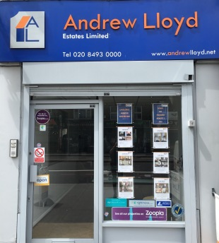 Andrew Lloyd Estates Limited, Tottenhambranch details