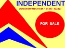 Independent Estate Agency, Thornton Cleveleys branch logo