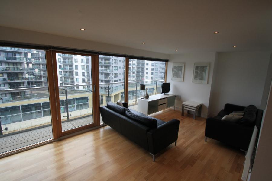 2 bedroom apartment to rent in LA SALLE, CLARENCE DOCK ...