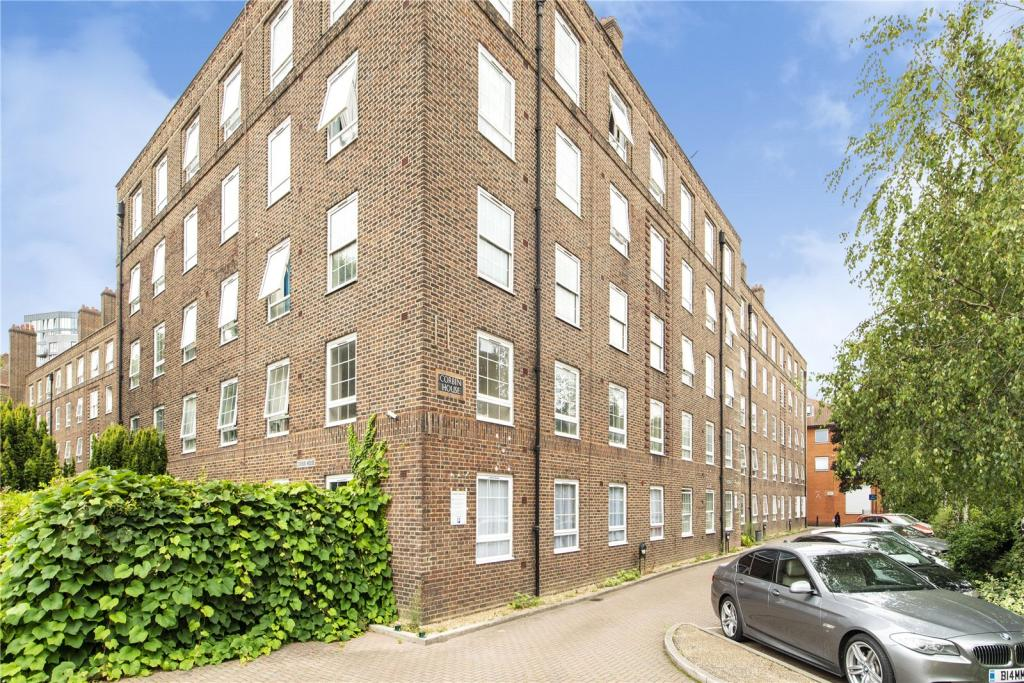 4 bedroom flat for rent in Corbin House, Bromley High ...