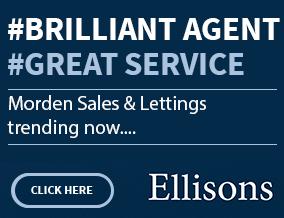Get brand editions for Ellisons, Morden