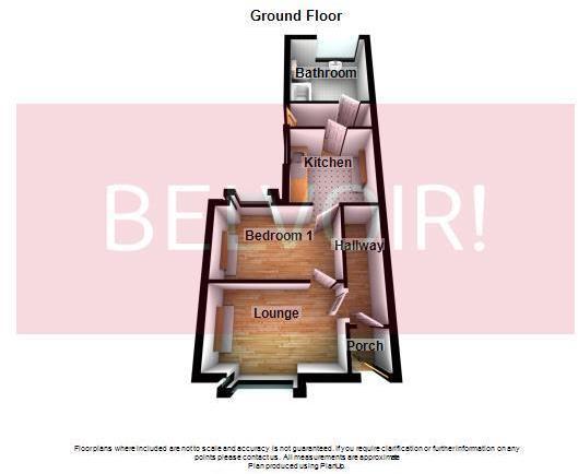 Ground floor Flat 1