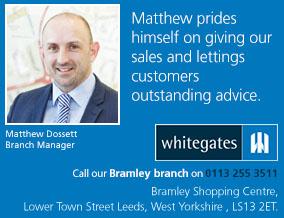 Get brand editions for Whitegates, Bramley