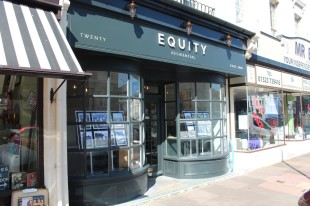 Equity Residential Limited, Eastbournebranch details