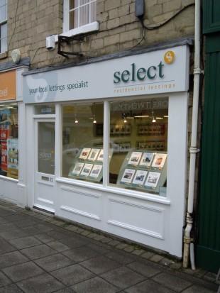 Select Residential Lettings Ltd, Sleafordbranch details