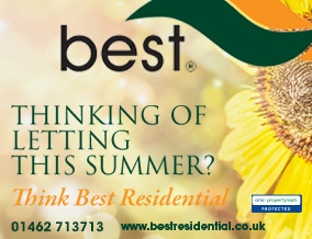 Get brand editions for Best Residential, Hitchin