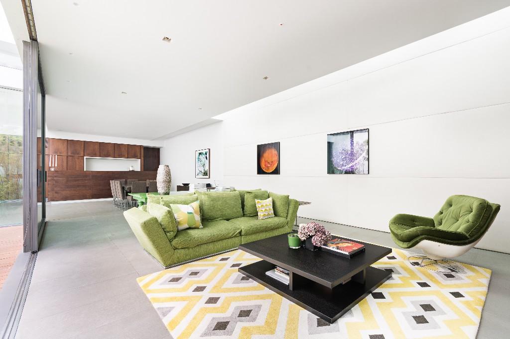 Seth Stein Architects,Lounge