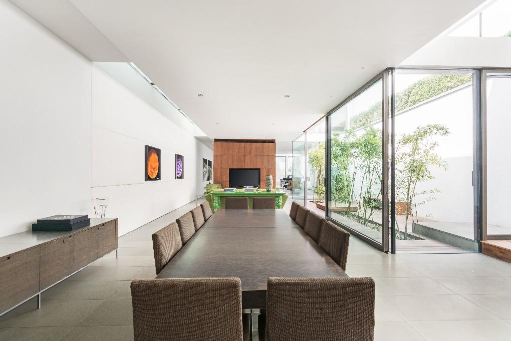 Seth Stein Architects,Dining room