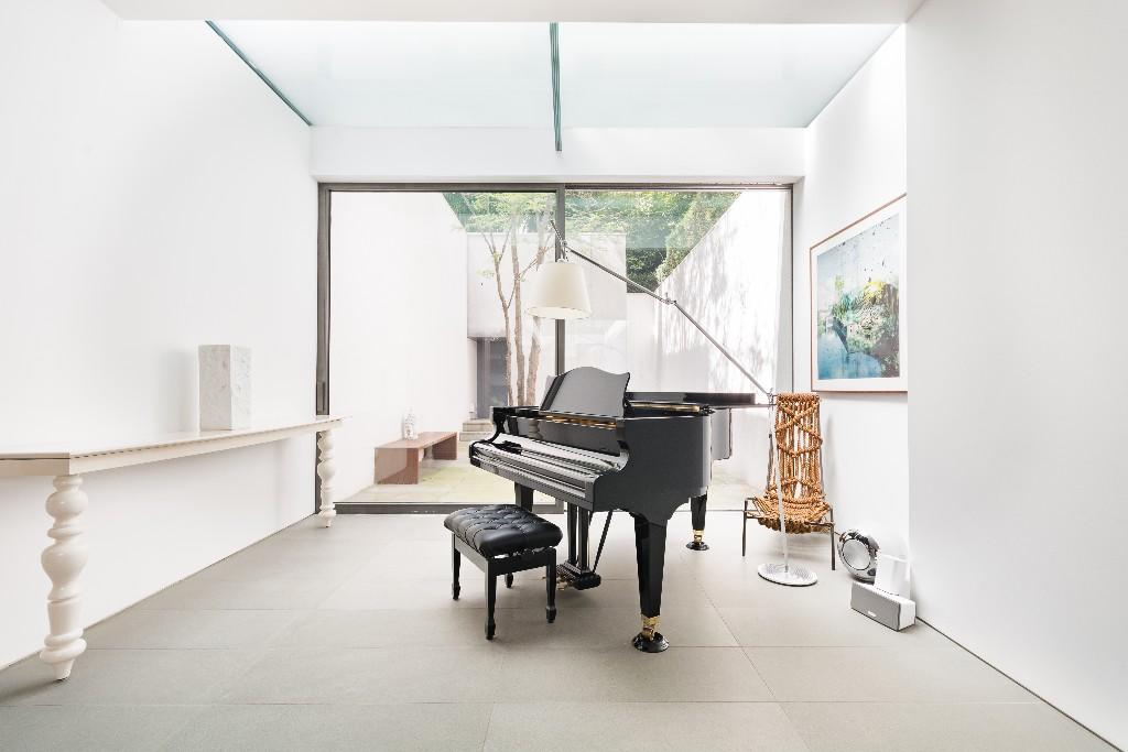 Spink Property,Nova SW1,Seth Stein Architects,Family room
