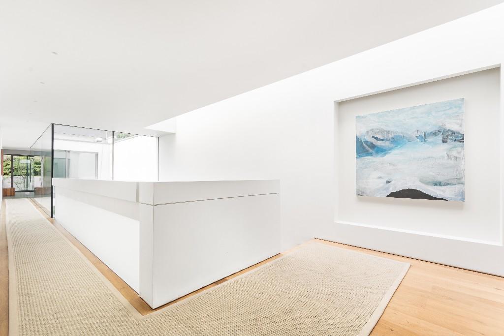 Spink Property,Nova SW1,Seth Stein Architects,Landing