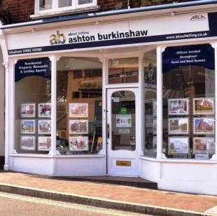 Ashton Burkinshaw, Tunbridge Wellsbranch details