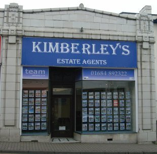 Kimberley's Estate Agents, Malvernbranch details