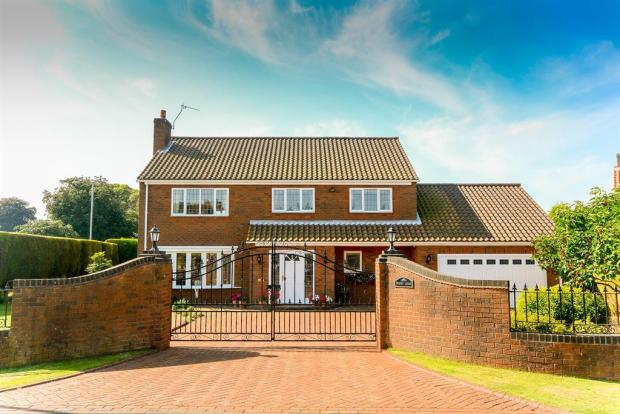 4 Bedroom Detached House For Sale In Priory Lodge Priory