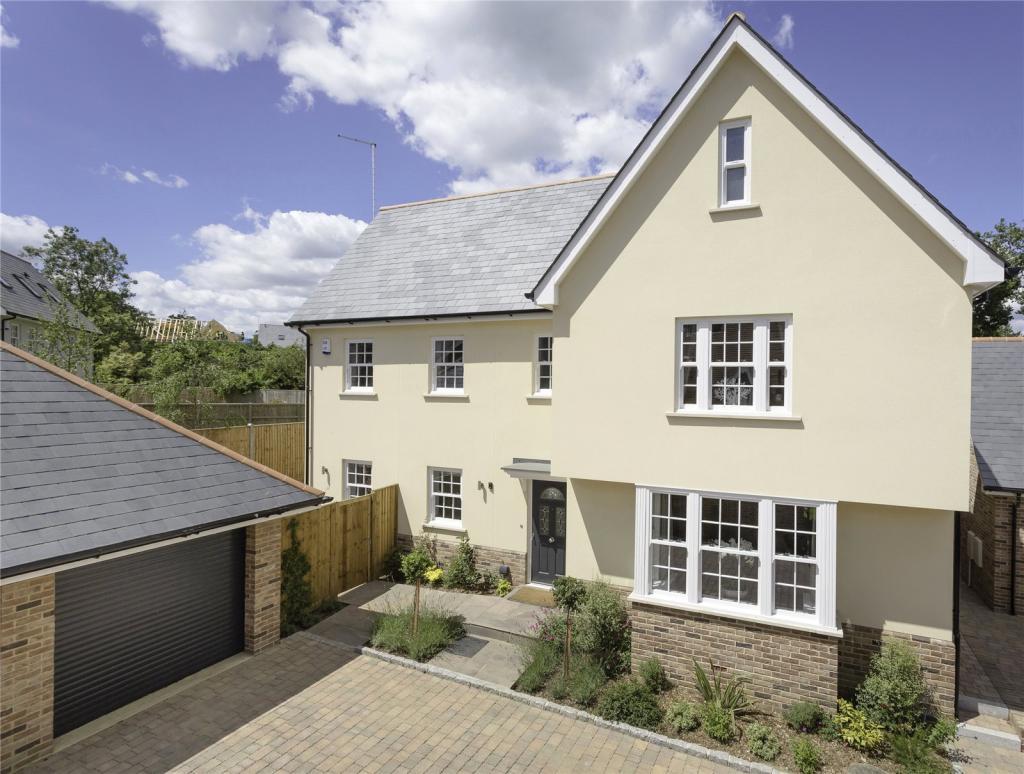 Grange Builders,Front Elevation