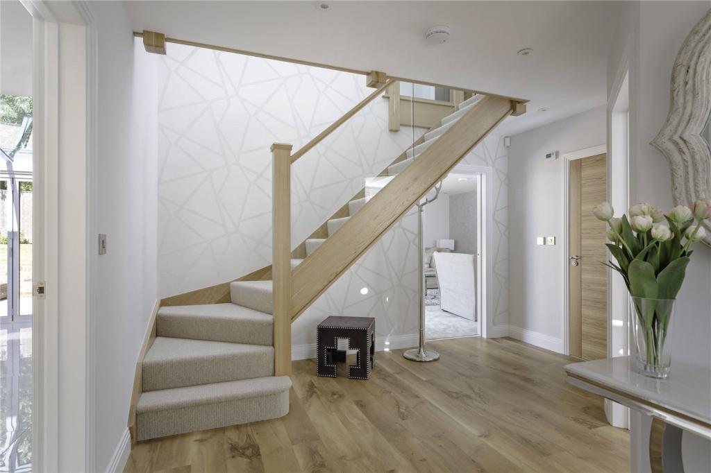 Grange Builders,Stair