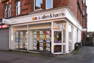 Allen & Harris, Dennistoun Glasgowbranch details