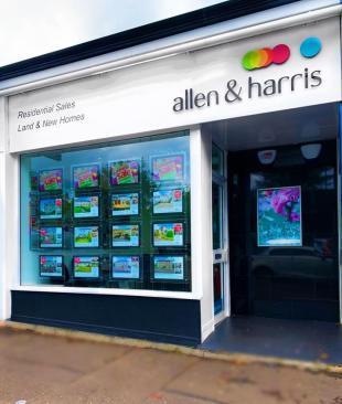 Allen & Harris, Newton Mearns Glasgowbranch details