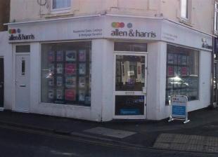 Allen & Harris, Swindon Ermin Streetbranch details