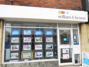 William H. Brown, Dinnington Sheffieldbranch details
