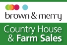 Brown & Merry, Country House & Farm Sales branch logo