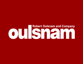 Get brand editions for Robert Oulsnam & Company, Stirchley