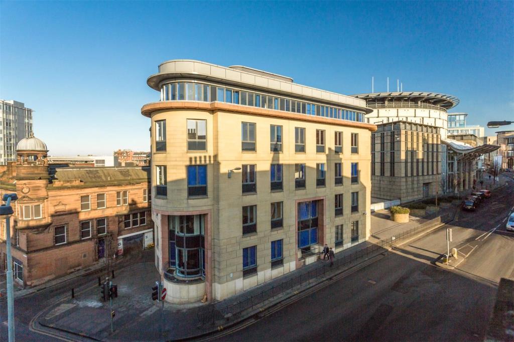 Morrison Street Restaurants Edinburgh