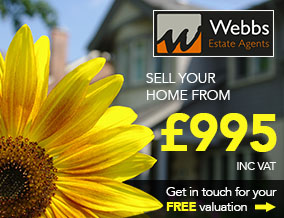 Get brand editions for Webbs Estate Agents, Cannock
