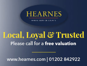 Get brand editions for Hearnes Estate Agents, Ferndown